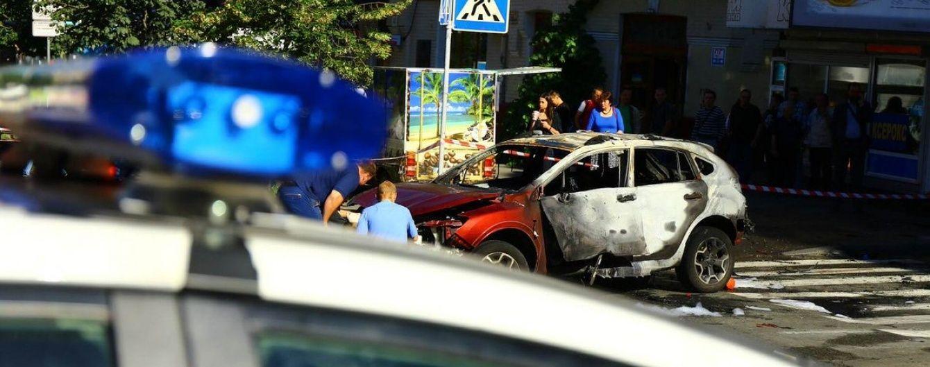 Дело убийства Шеремета. Баканов предположил, что фигуранты дела могли быть агентами СБУ