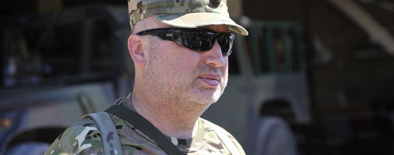 Турчинов попередив, що Росія знову планує масштабні навчання у кордонів України