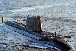 Британская атомная подлодка столкнулась с торговым судном возле Гибралтара