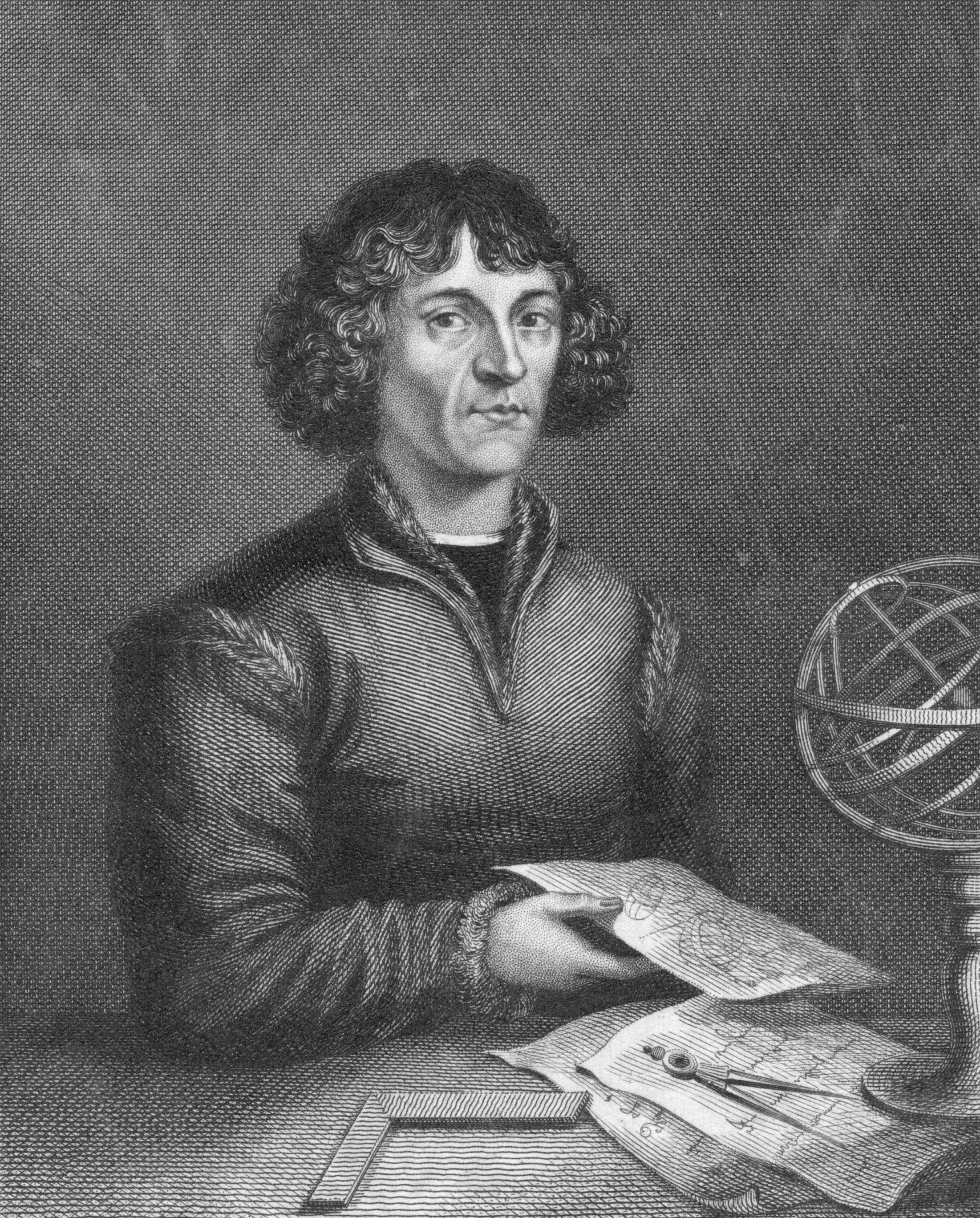 Миколай Копернік
