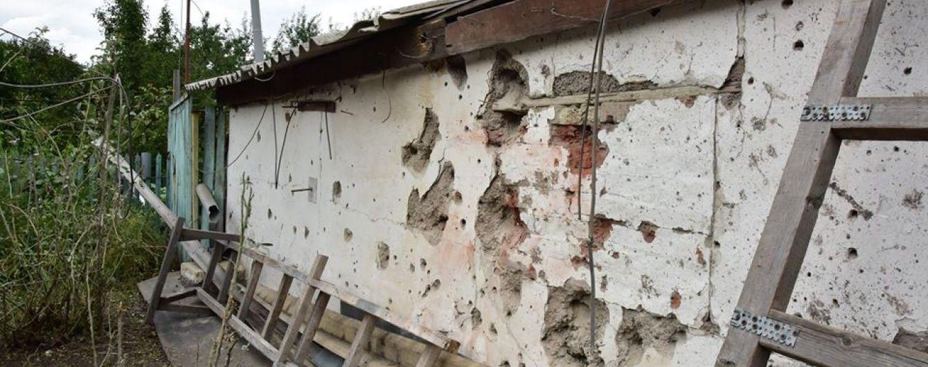 Бойовики випустили понад 20 мін на житлові квартали Авдіївки та Опитного - штаб АТО