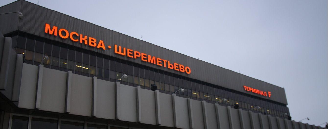 """В российком """"Шереметьево"""" погиб человек"""