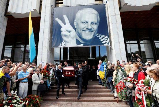 """""""Немає навіть виконавців"""": Луценко визнав, що розслідування вбивства Шеремета досі не дало результату"""
