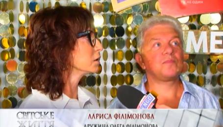 Родина шоумена Олега Філімонова проведе відпустку в Грузії за порадою Михеїла Саакашвілі
