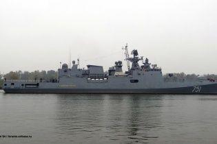 """Кораблі, підводні човни та винищувачі: збройні сили Росії """"гуляють"""" біля кордонів Латвії"""