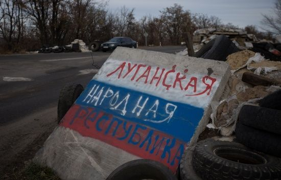 Одному з організаторів незаконного «референдуму» 2014 року на Донбасі оголосили вирок