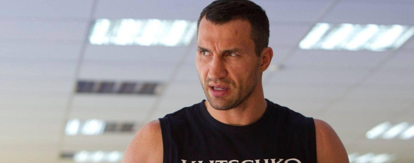 Кличко сподівається, що до кінця року знову стане чемпіоном