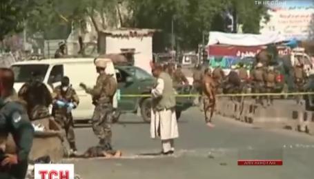 Десятки погибших, сотни раненых: террористы-смертники совершили взрывы в центре Кабула