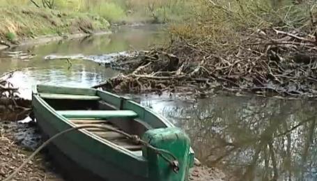 Жителі Першотравенська звинувачують Понінківську фабрику в екологічній катастрофі на річці Хомора