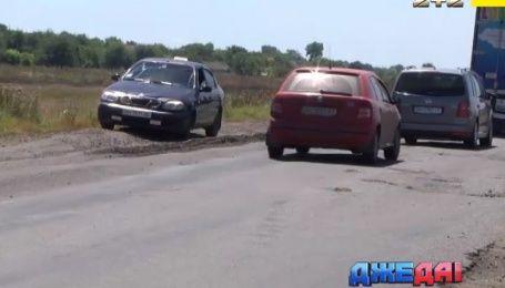 Бесконечная история о ремонте дороги Одесса-Рени продолжается