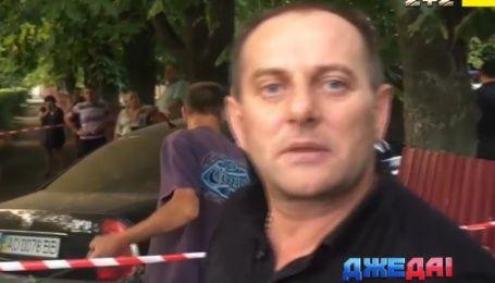 Пьяница в погонах: ужгородский полицейский въехал в детский сад