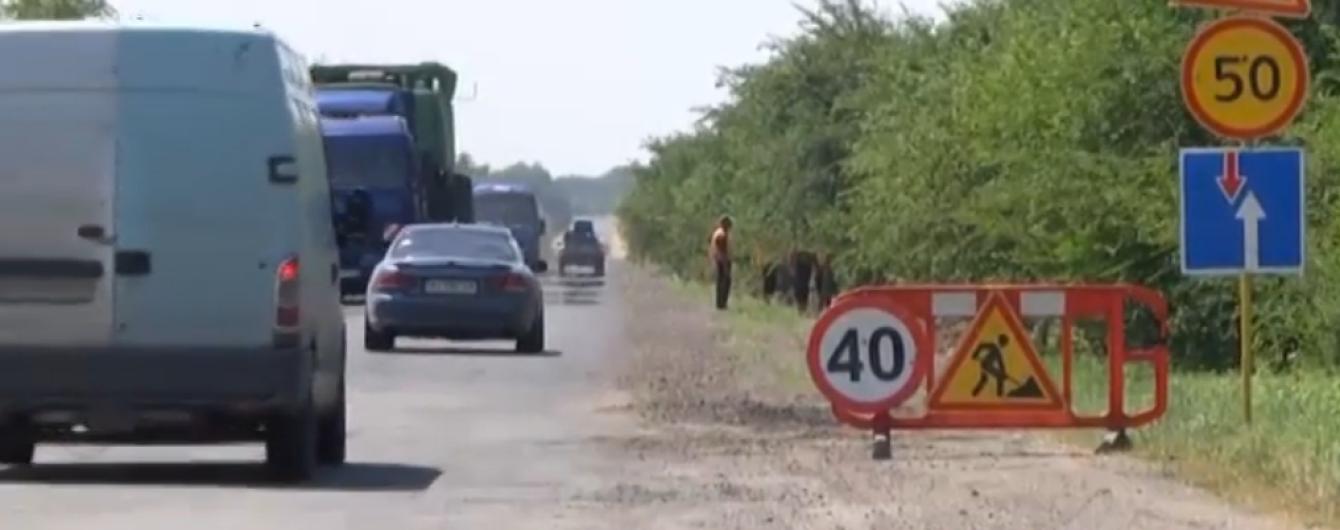 """""""Укравтодор"""" переложил ответственность за дороги на областных представителей власти"""