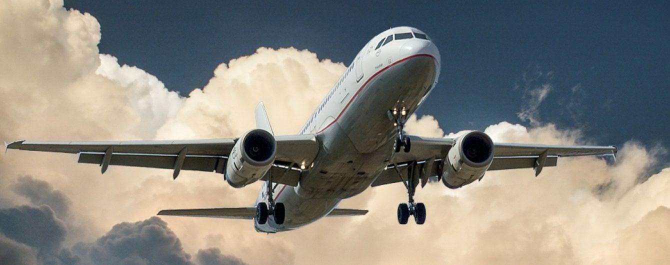 Літак рейсом до Києва запросив аварійну посадку в Ізраїлі (фото, відео)
