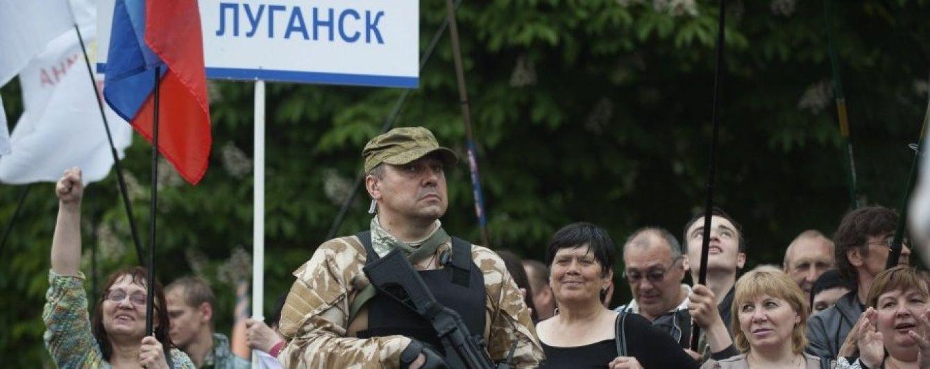 """Екс-ватажок """"ЛНР"""" визнав, що бойовики обстрілювали окупований ними Луганськ"""