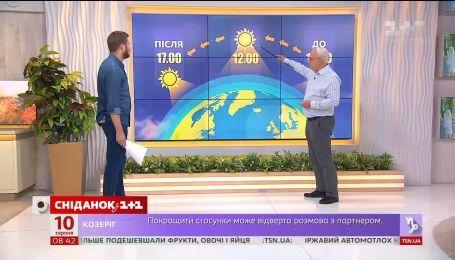 Як захиститися від шкідливого впливу сонця - хірург-онколог Микола Анікусько