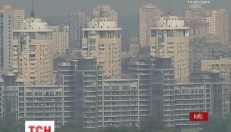 Экологи объяснили причины появления смога в столице и рассказали, как от него защититься