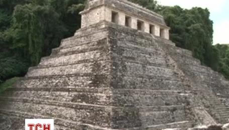 В Мехико на раскопках гробницы майя археологи нашли тоннель в загробную жизнь