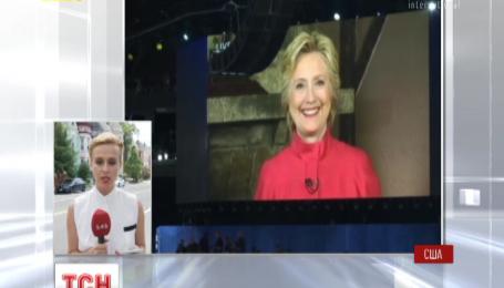 Хилари Клинтон может стать первой женщиной президентом США