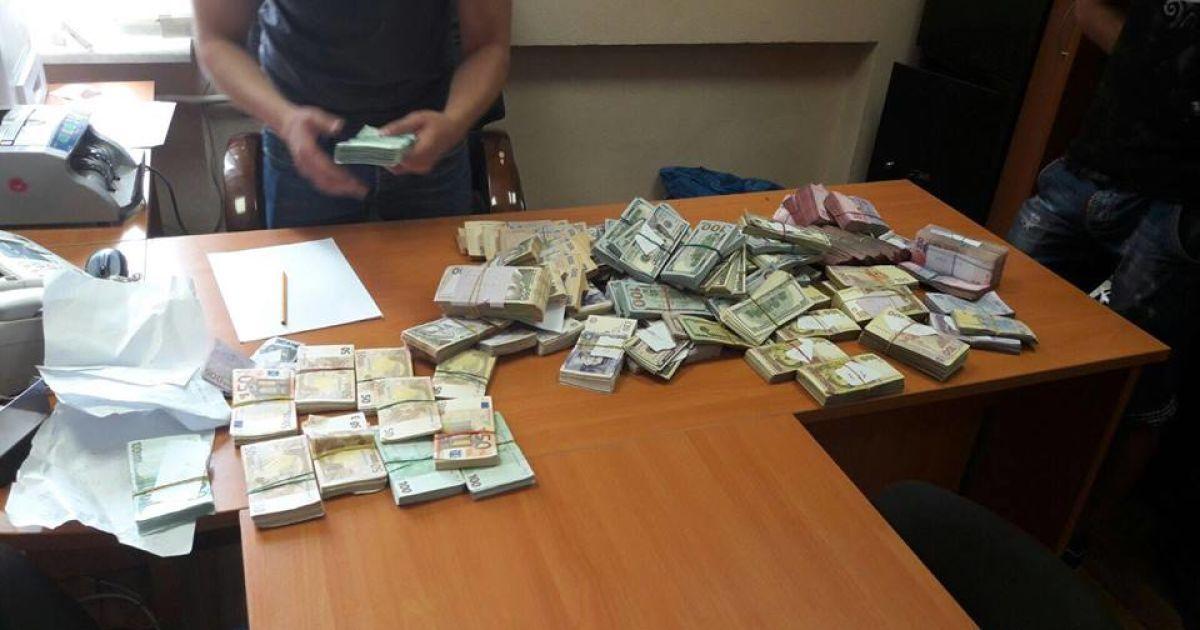 Холодницкий заявил о невероятных суммах, изъятых у борцов с налоговыми преступлениями в Киеве