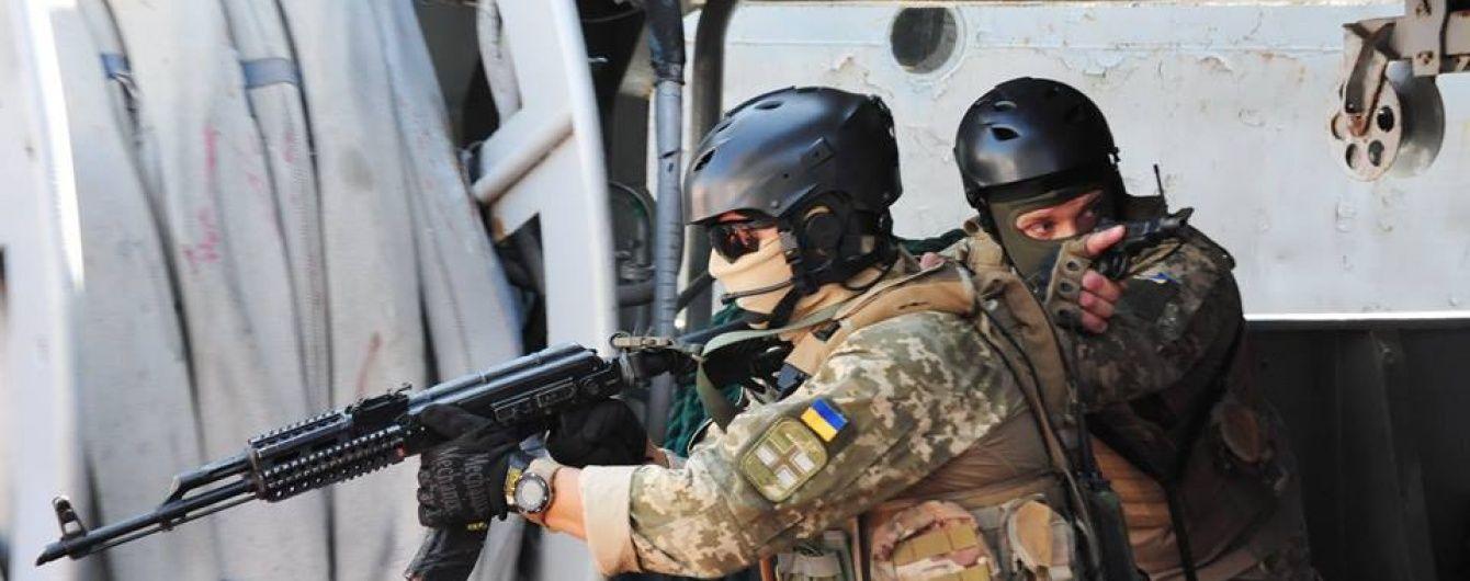 На Донбасі загинув український військовий, ще двоє отримали поранення. Мапа АТО