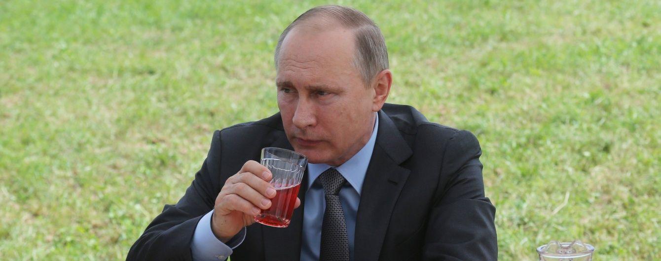 """Путин прокомментировал предложение Зеленского по расширению """"нормандской четверки"""""""