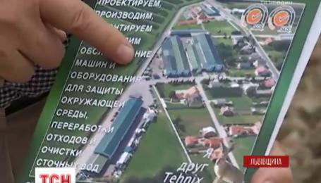 На Львівщині обговорюють проект рекультивації та гасять нові займання на Грибовицькому звалищі