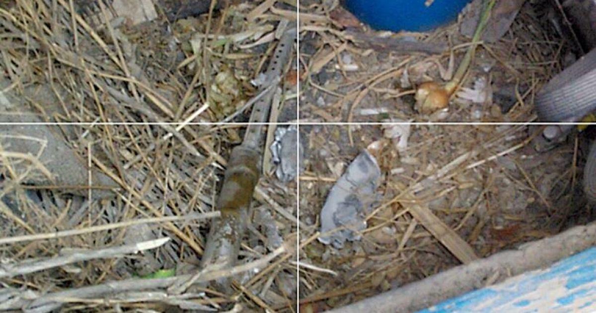 Через обстріл бойовиків було пошкоджено шість будинків мирних мешканців Мар'їнки