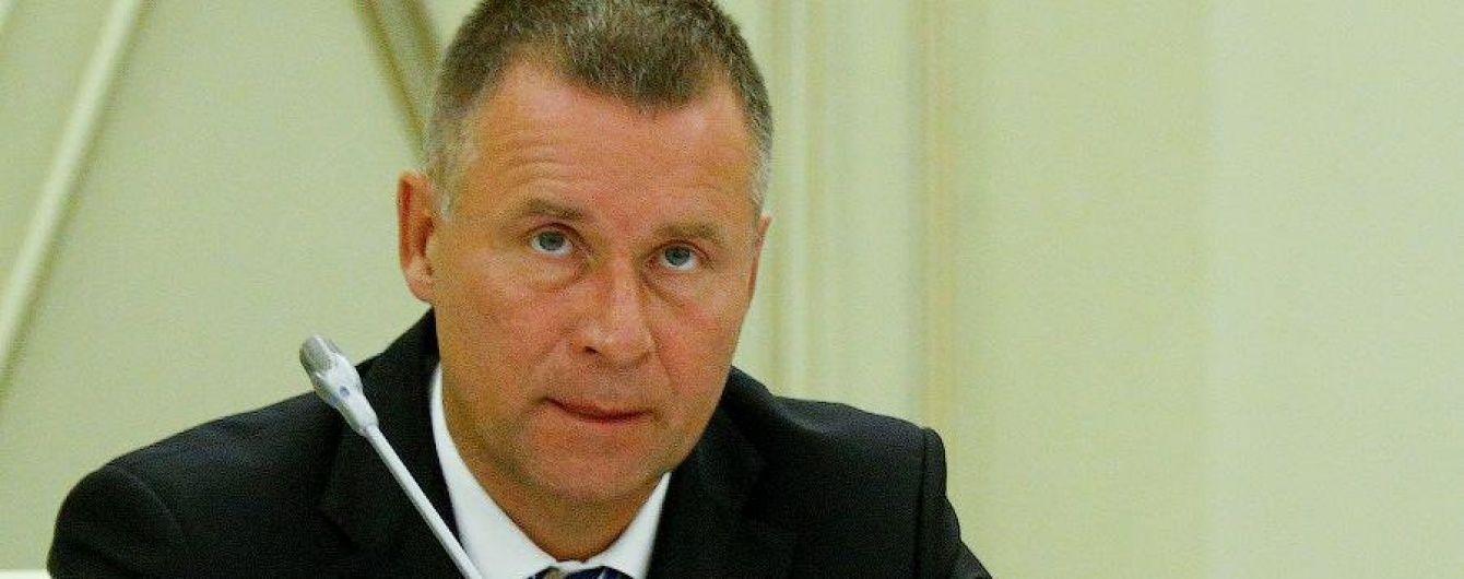 Призначений губернатором екс-охоронець Путіна попросився назад до Москви