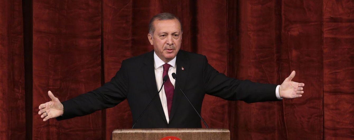"Президент Турции заявил о победе над ""Исламским государством"" в Сирии"
