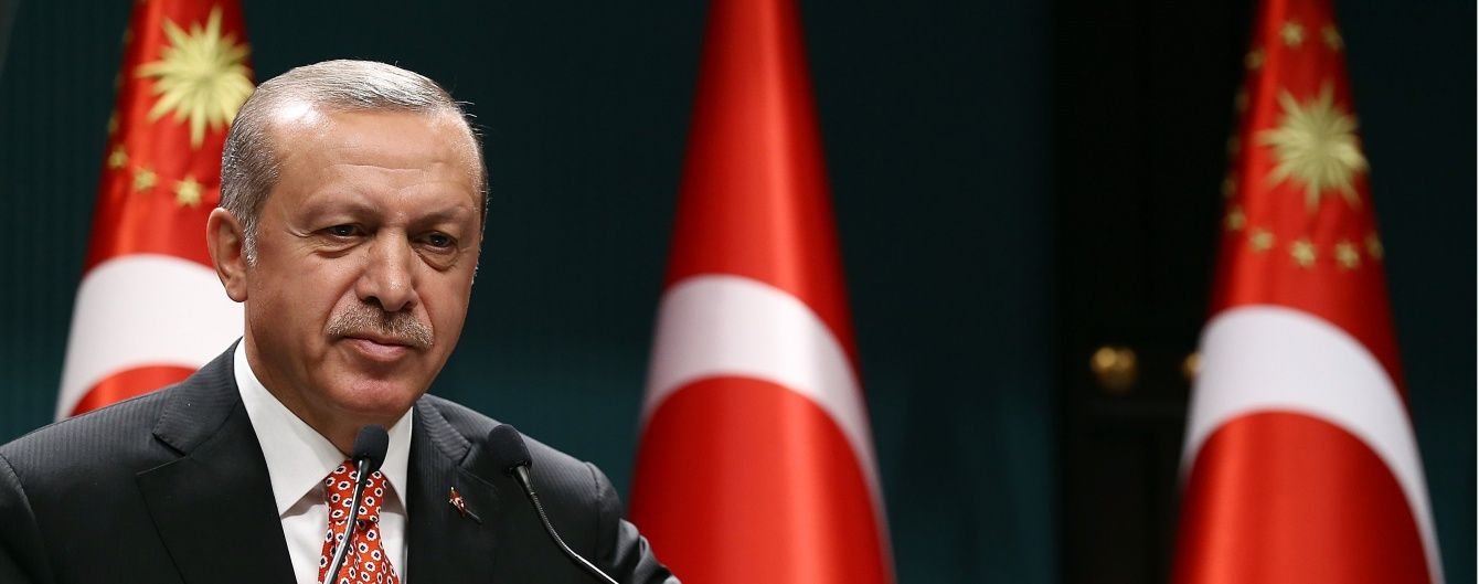 Путін заявив, що Ердоган погодився на запрошення відвідати Крим