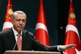 Ердоган хоче ЗВТ з Україною та торгівлю на $ 10 мільярдів
