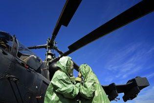На север России срочно вводят дополнительные военные силы