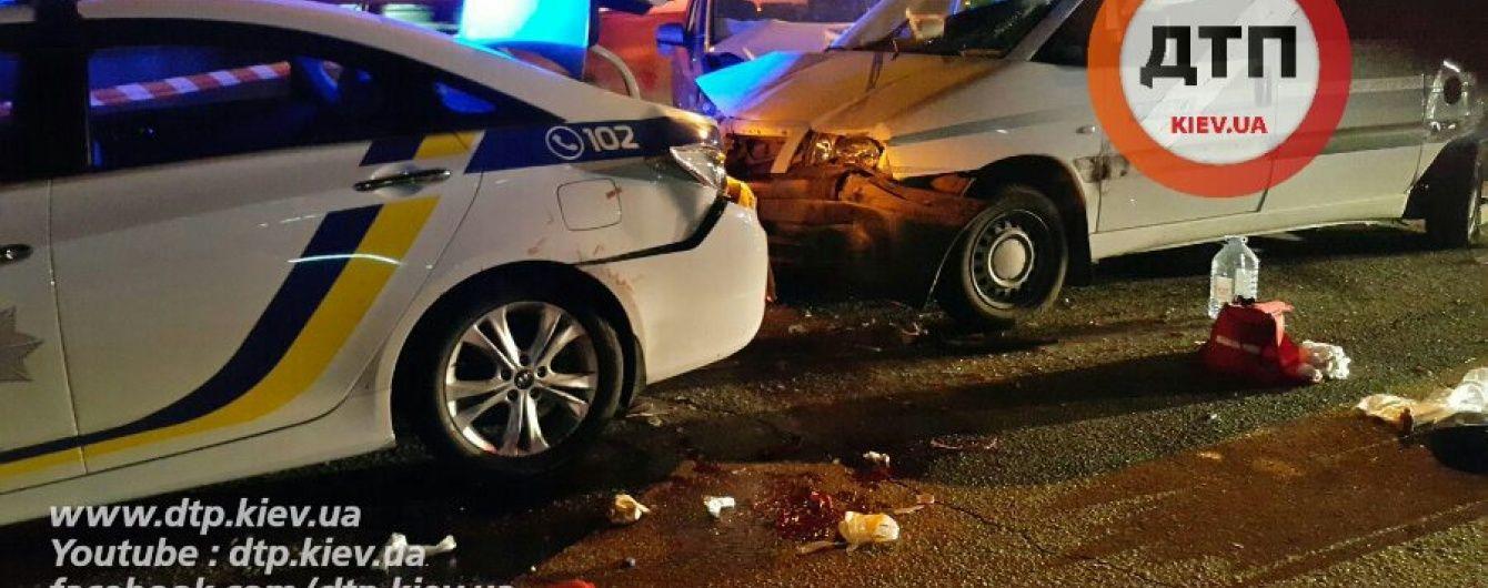 Київську поліцейську у п'яній ДТП скалічив уродженець Росії