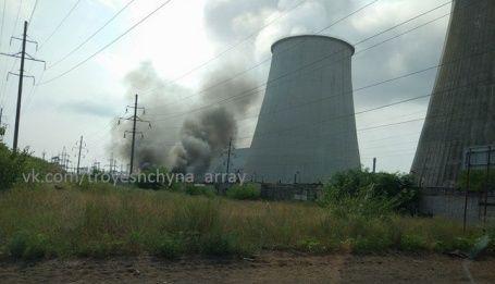 У Києві пролунав вибух біля ТЕЦ-6