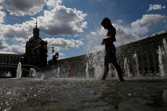 Синоптики обіцяють тиждень спеки за 30 градусів. Прогноз погоди на 11-20 серпня