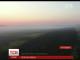 На Чернігівщині палає 3 гектари торфовища