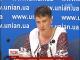Савченко знову голодує та пропонує Україні першою віддати полонених сепаратистів