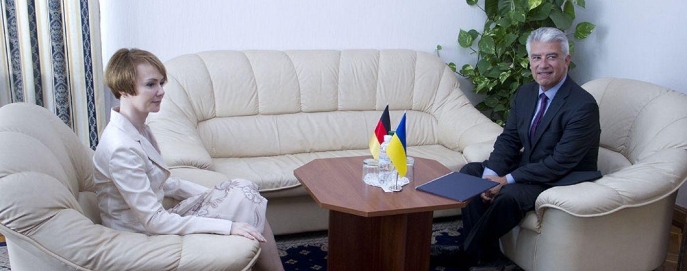 Україна закликала Німеччину бути більш жорсткою з Росією