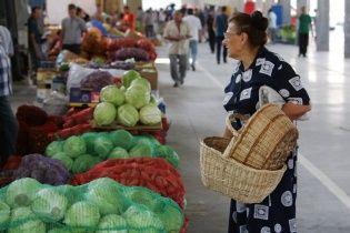 В Україні дорожчають овочі та дешевшають фрукти