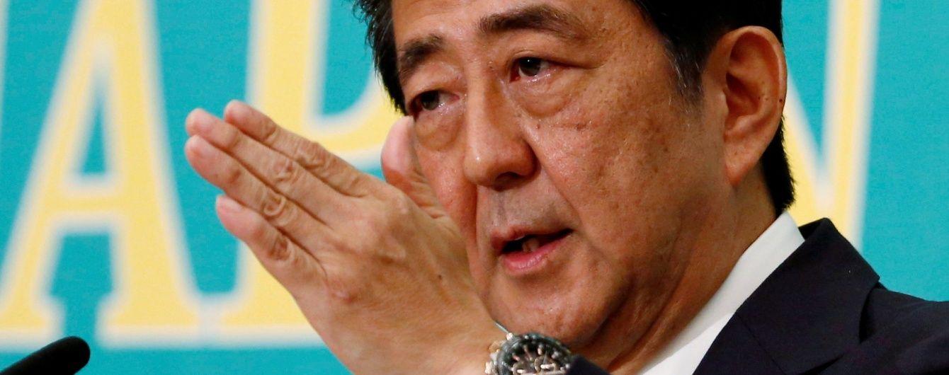 Синдзо Абэ хочет обсудить идею строительства моста между Сахалином и Японией