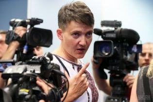 """Савченко захищатиме """"закон Савченко"""", бо """"він правильний"""""""