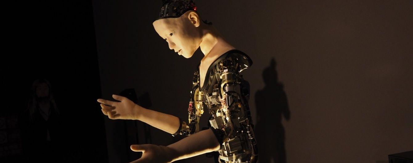 У Китаї відбулася всесвітня виставка людиноподібних роботів