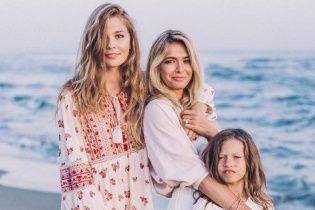 Віра Брежнєва із родиною знялася у зворушливій фотосесії