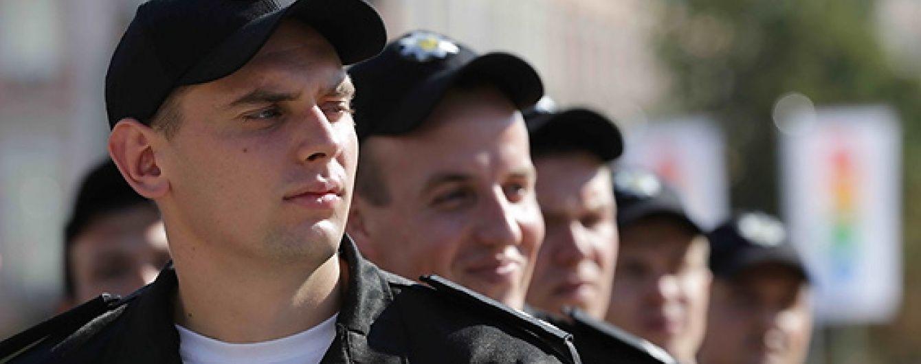 Турчинов побажав українській поліції завоювати повагу, а Деканоідзе розповіла про проблеми