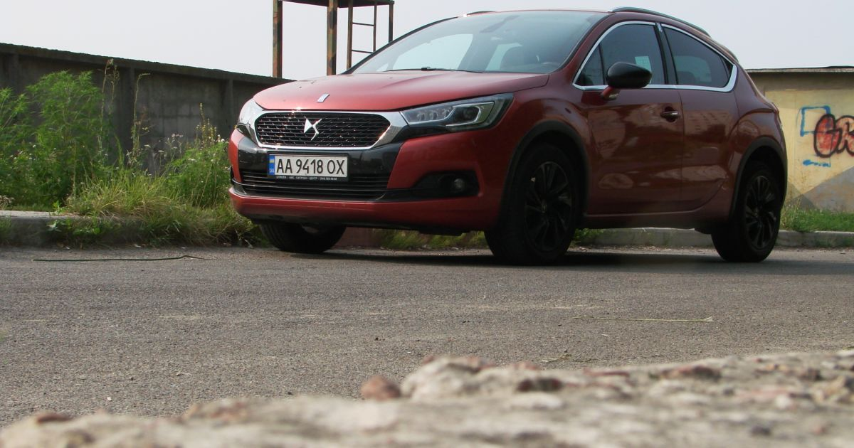 DS4 Crossback
