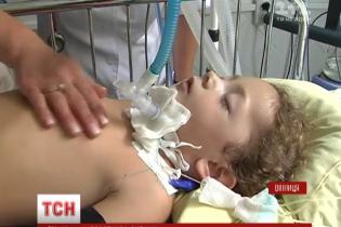 У Вінниці 4-річна дитина потрапила до реанімації з діагнозом правець