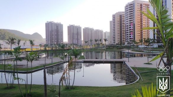 Олімпійське селище