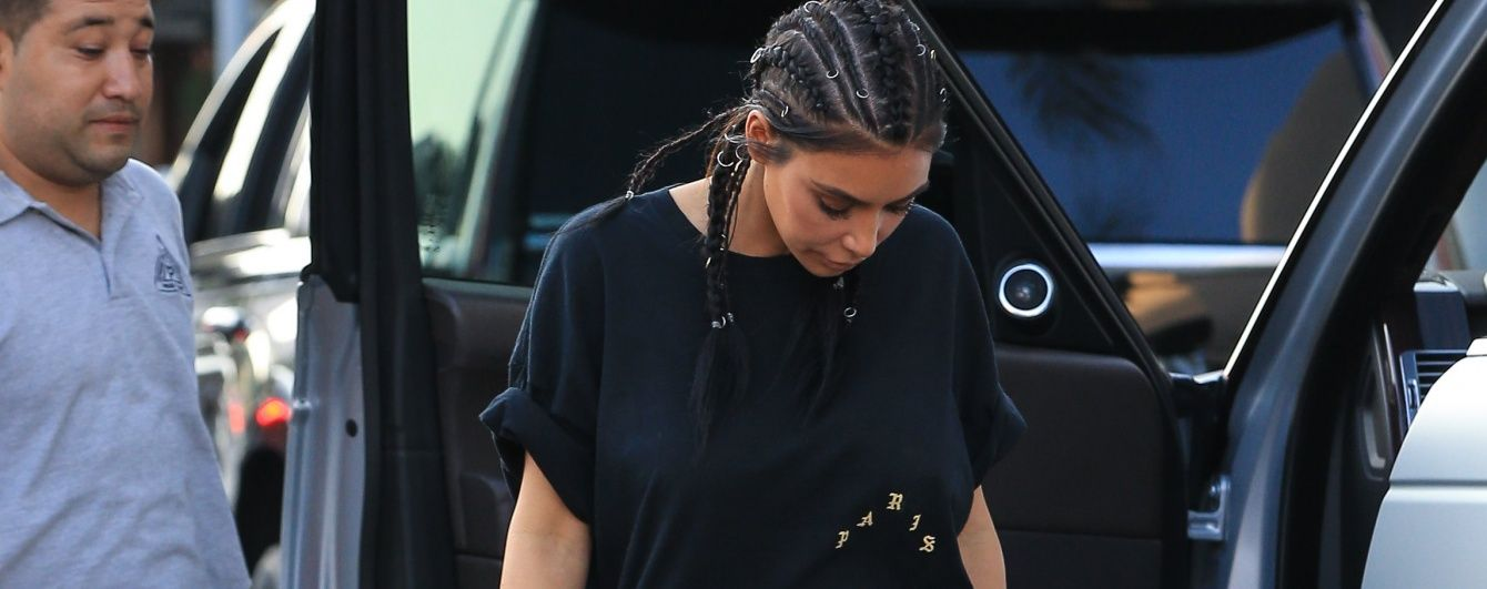 Умеет удивить: Ким Кардашьян произвела впечатление роскошной обувью от Tom Ford