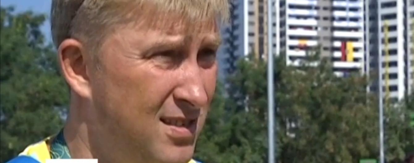 Це була провокація журналістки - тренер збірної України про скандальний сюжет російського каналу
