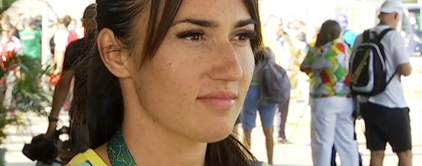 Легкоатлетка Бризгіна розповіла про інтерв'ю російському каналу: Шкодую, що повелися на це